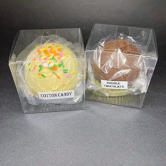 Jumbo Hot Cocoa Bombs (Individaul package)