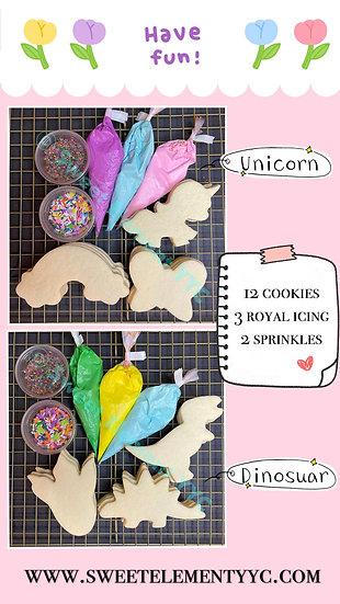 DIY Decoration Cookies