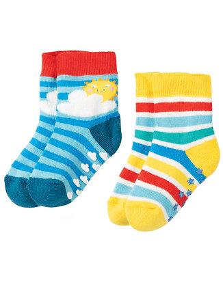 Grippy Socks 2 Pack