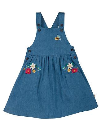 Perfect Pinafore Dress