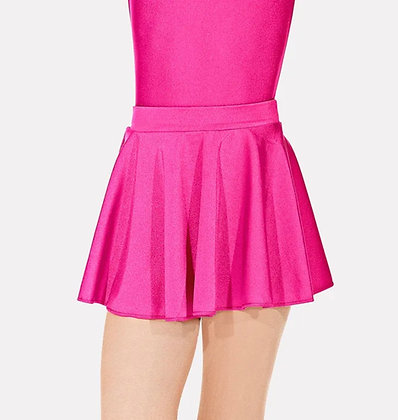 Raspberry Pink Dance Skirt