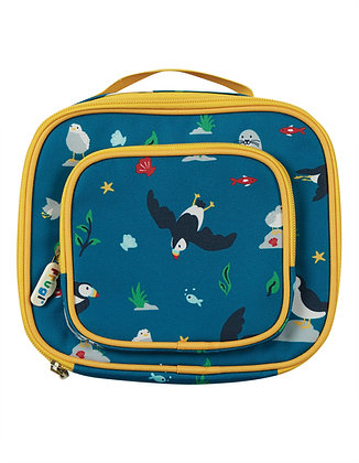 Lunch Bag - Puffins