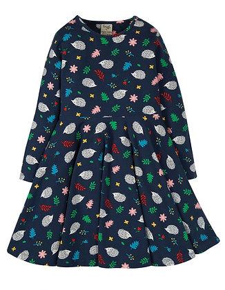 Sofia Skater Dress - Hedgehogs