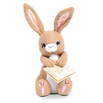 Boo Bunny Cuddly Toy by Belle & Boo