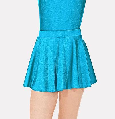 Kingfisher Blue Dance Skirt