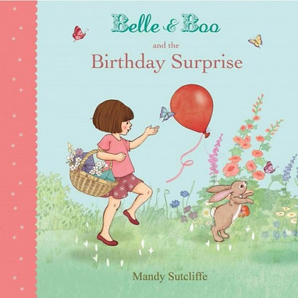 Birthday Surprise Book by Belle & Boo