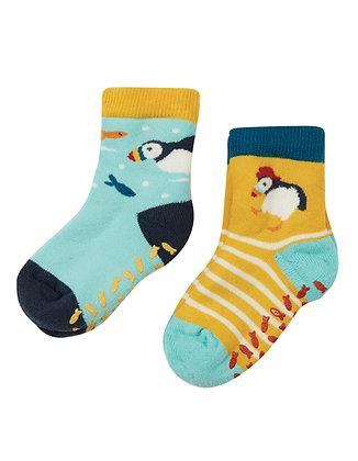 The National Trust Grippy Socks 2 Pack