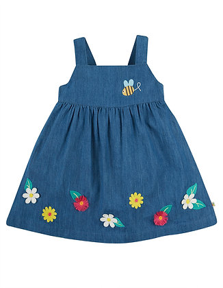 Haillie Linen Dress