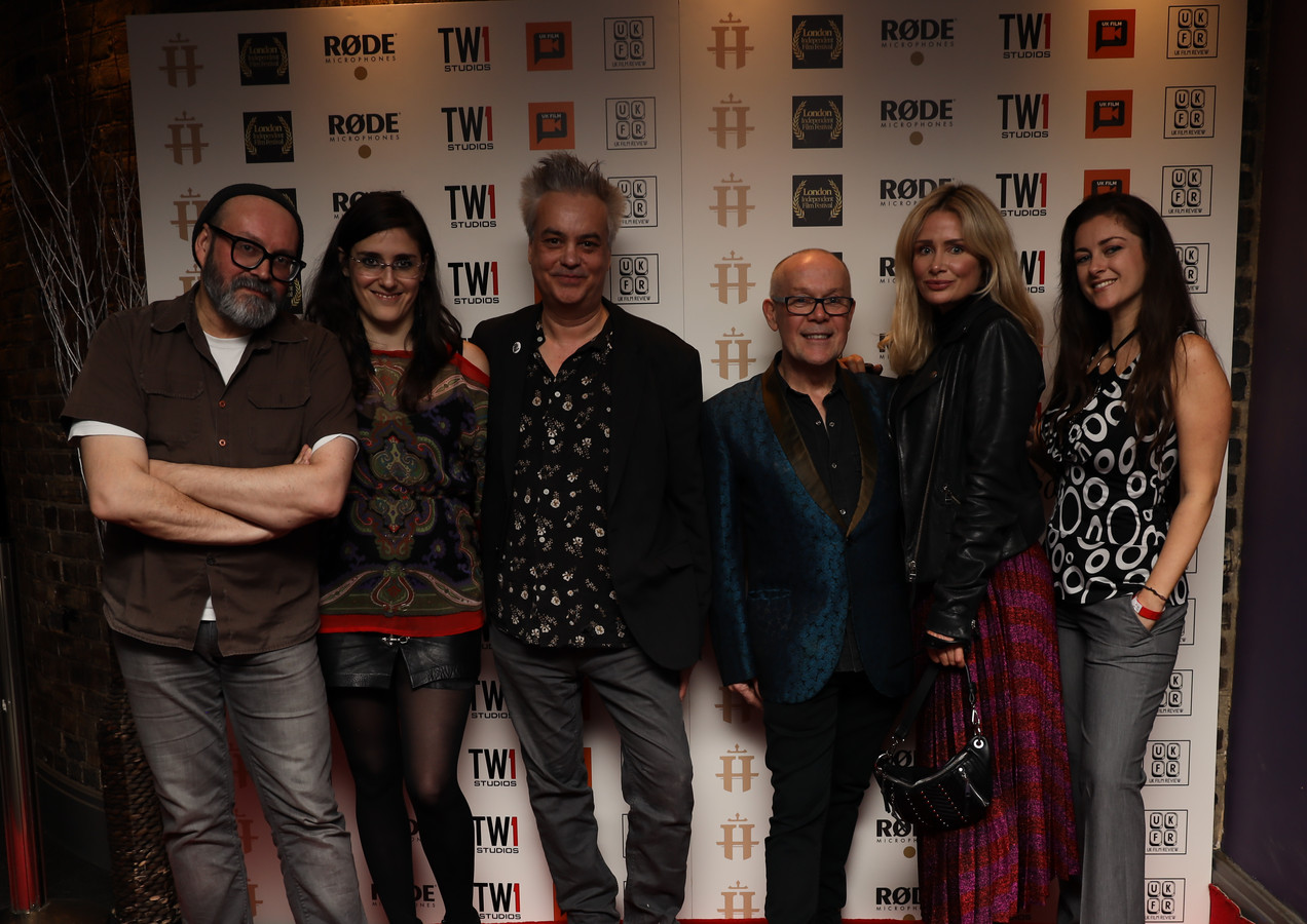 London Independent Film Festival 2020 - Red Carpet