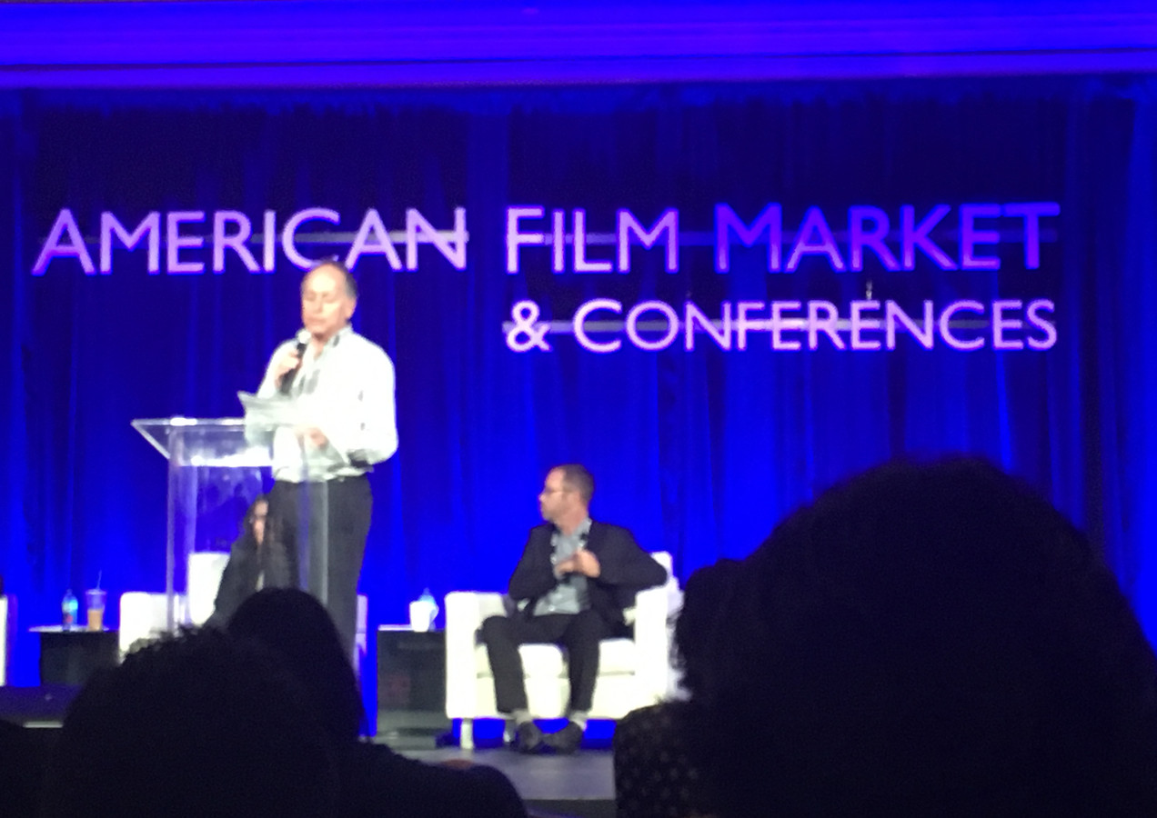 Attending the American Film Market in 2017 .jpe