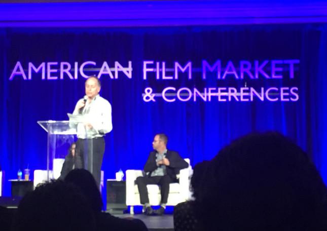 Attending the American Film Market in 2017 .jpe