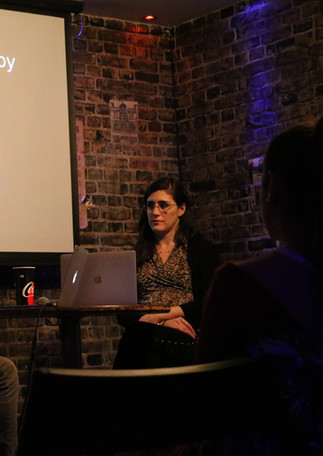 Hosting a masterclass with Twickenham Studios at the London Independent Film Festival 2020 .JPG