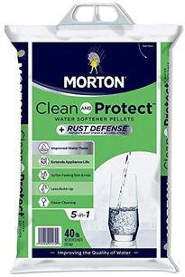 Morton Salt Rust Remover Water Softener