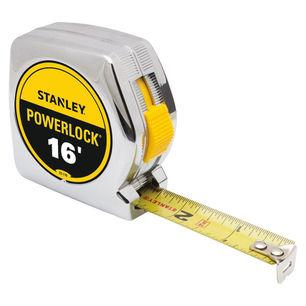 Stanley PowerLock 16 ft. L x 0.75 in. W
