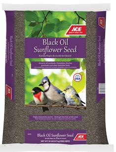 Ace Songbird Wild Bird Food Black Oil Su