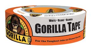 Gorilla 1.88 in. W x 30 yd. L White Duct