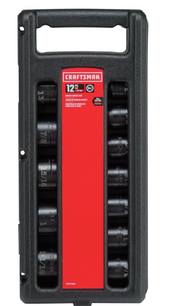 Craftsman 1:2 in. drive SAE 6 Point Stan