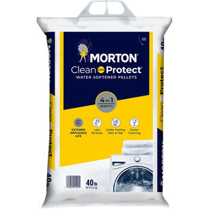 Morton Salt Clean And Protect Water Soft
