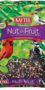 Kaytee Nut & Fruit Songbird Nut & Fruit Wild Bird Food.png