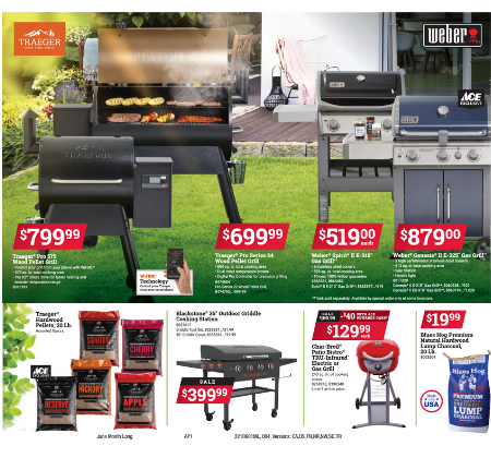 GUIDRY HARDWARE RED HOT BUYS June 2021 P