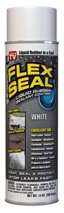 Flex Seal White Rubber Spray Sealant 14