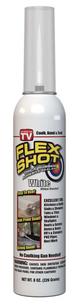 FLEX SHOT White Acrylic Rubber All Purpo