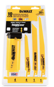 DeWalt Bi-Metal Reciprocating Saw Blade