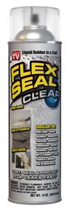 FLEX SEAL Clear Rubber Spray Sealant 14