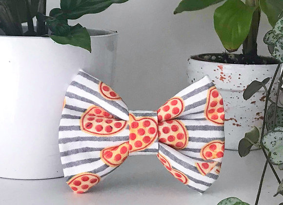 """PIZZA MY HEART"" BOWTIE"