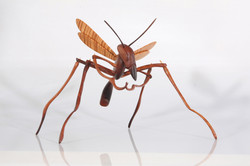 Insect Sculpture,  Wasp