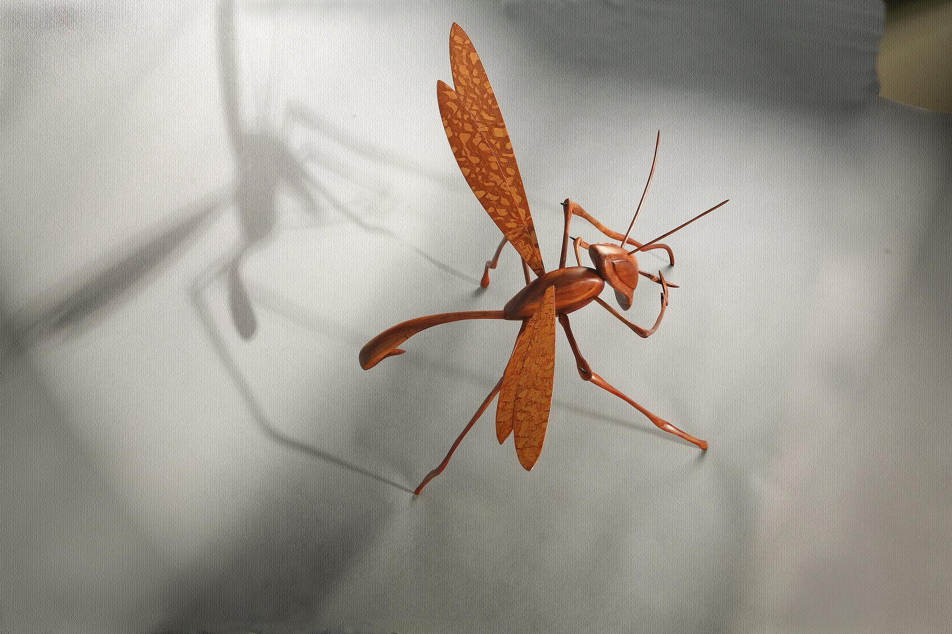 Large Wasp Sculpture