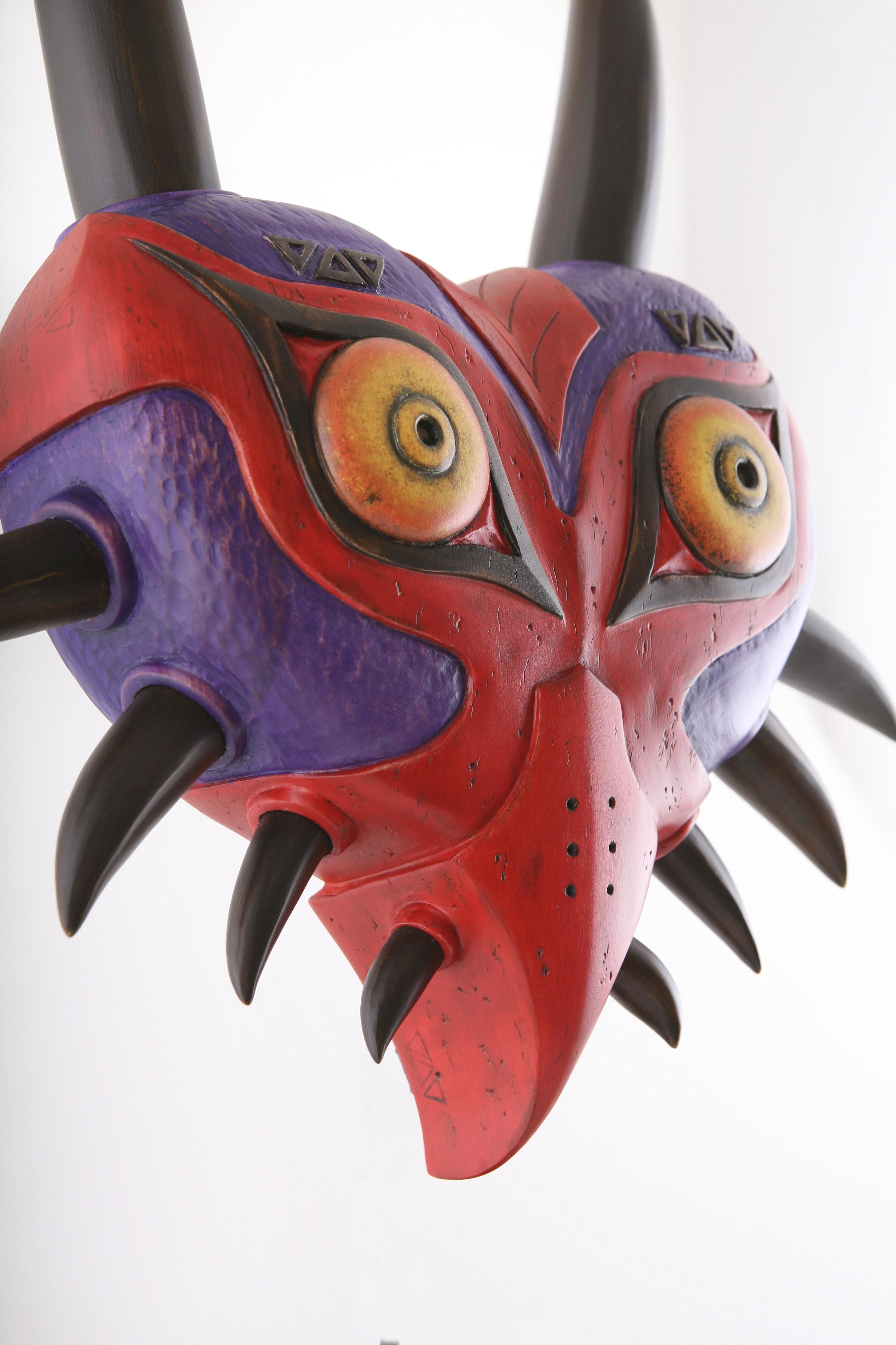 Majora's mask, Haida style
