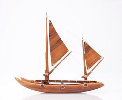 Hawaiian boat modle