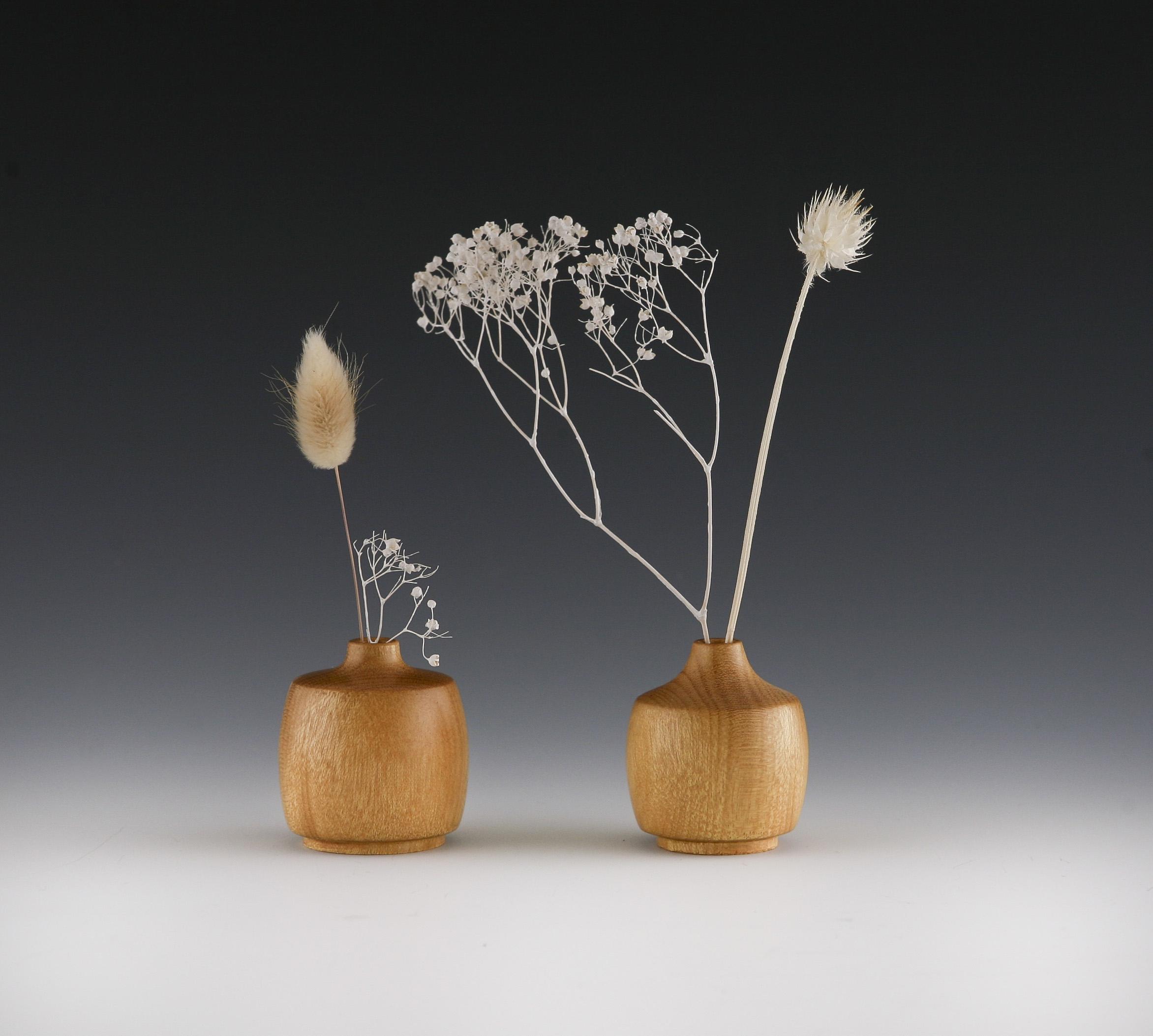 Weed pots , wooden incense holder