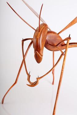 Wasp sculpture
