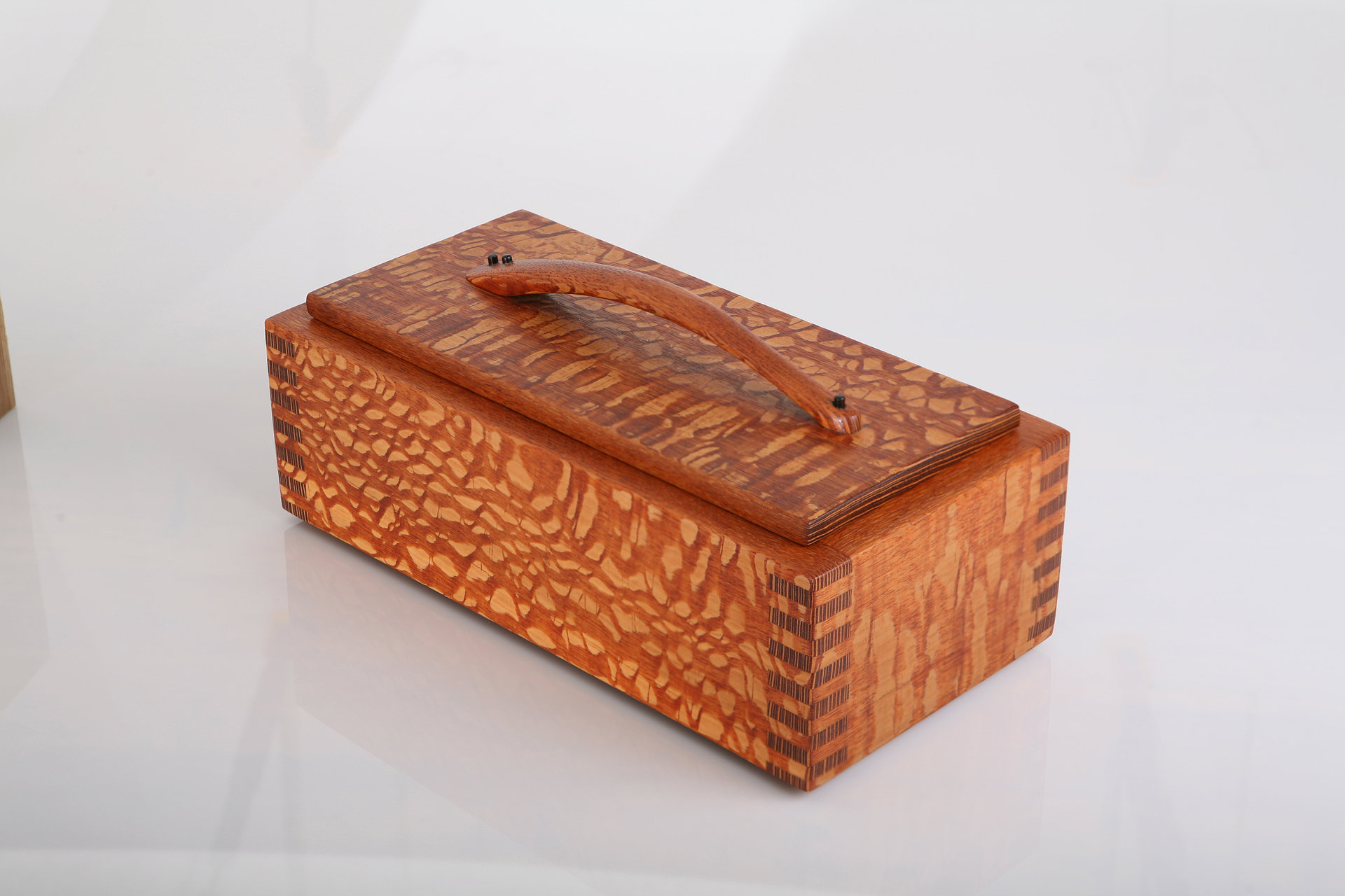 Lacewood jewelry / keepsake box