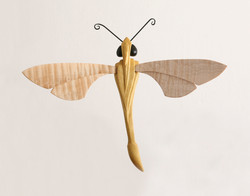 Dragonfly Sculpture,  Art Deco Style