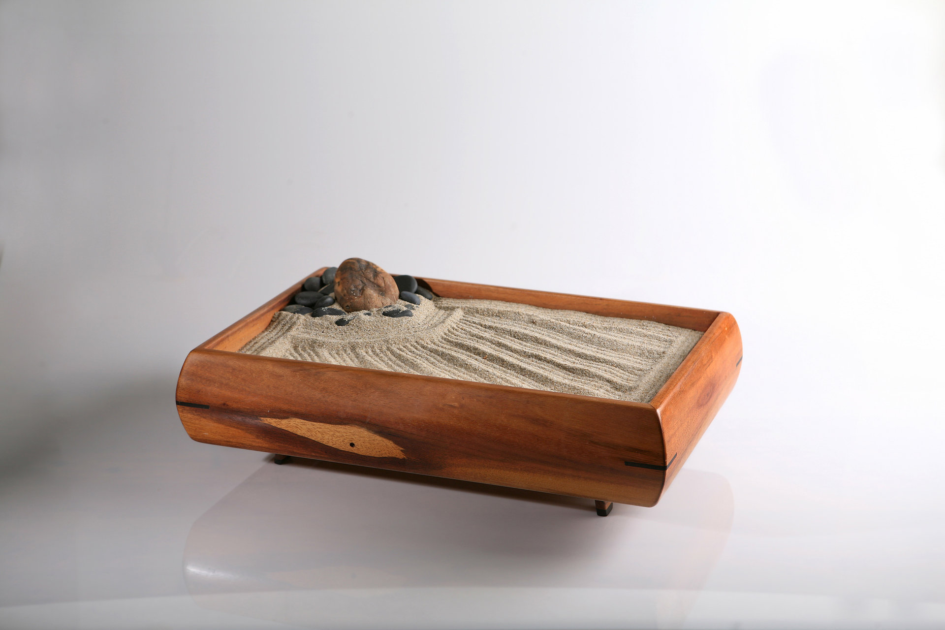 Japanese sand garden , Table top