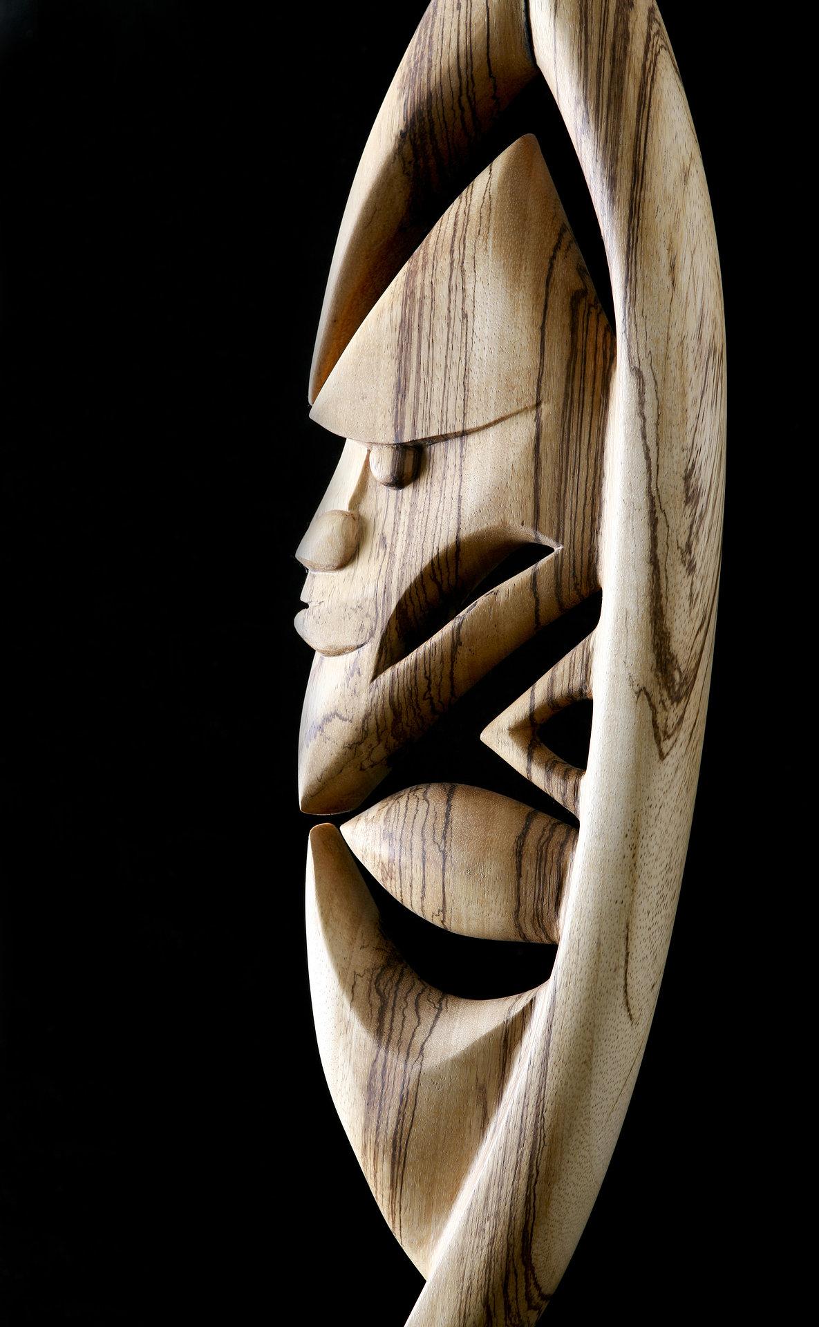 primitive+art+mask