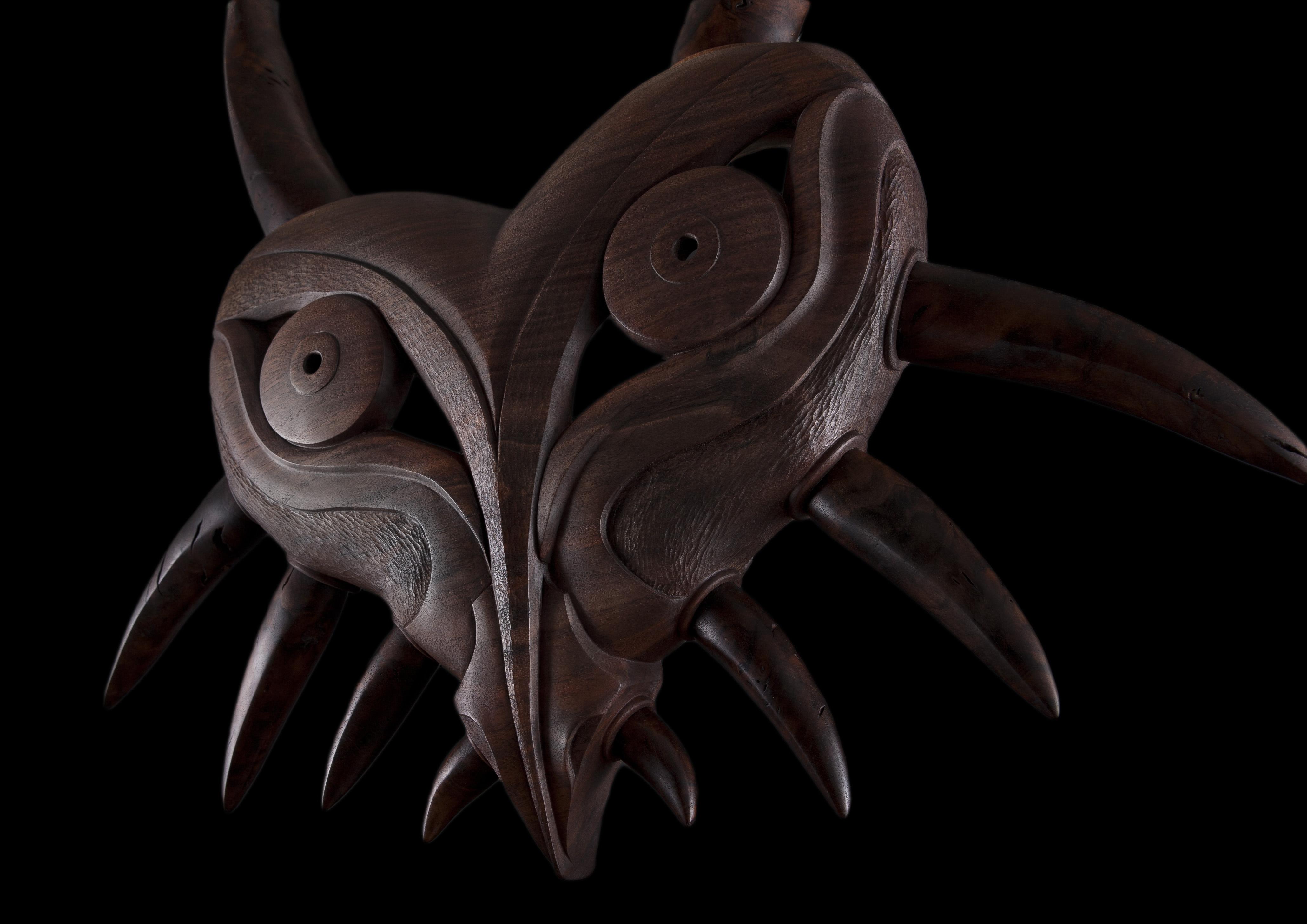 Haida mantis / Majora's mask