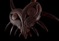 Majora's mask / Haida Mantis