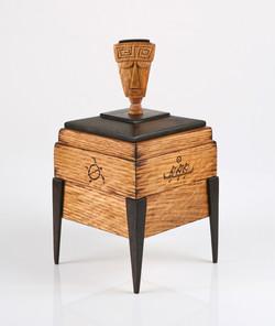 Hawaiian Jewelry box / Keepsake box