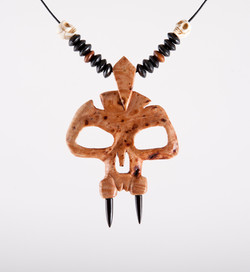 World of Warcraft skull pendent