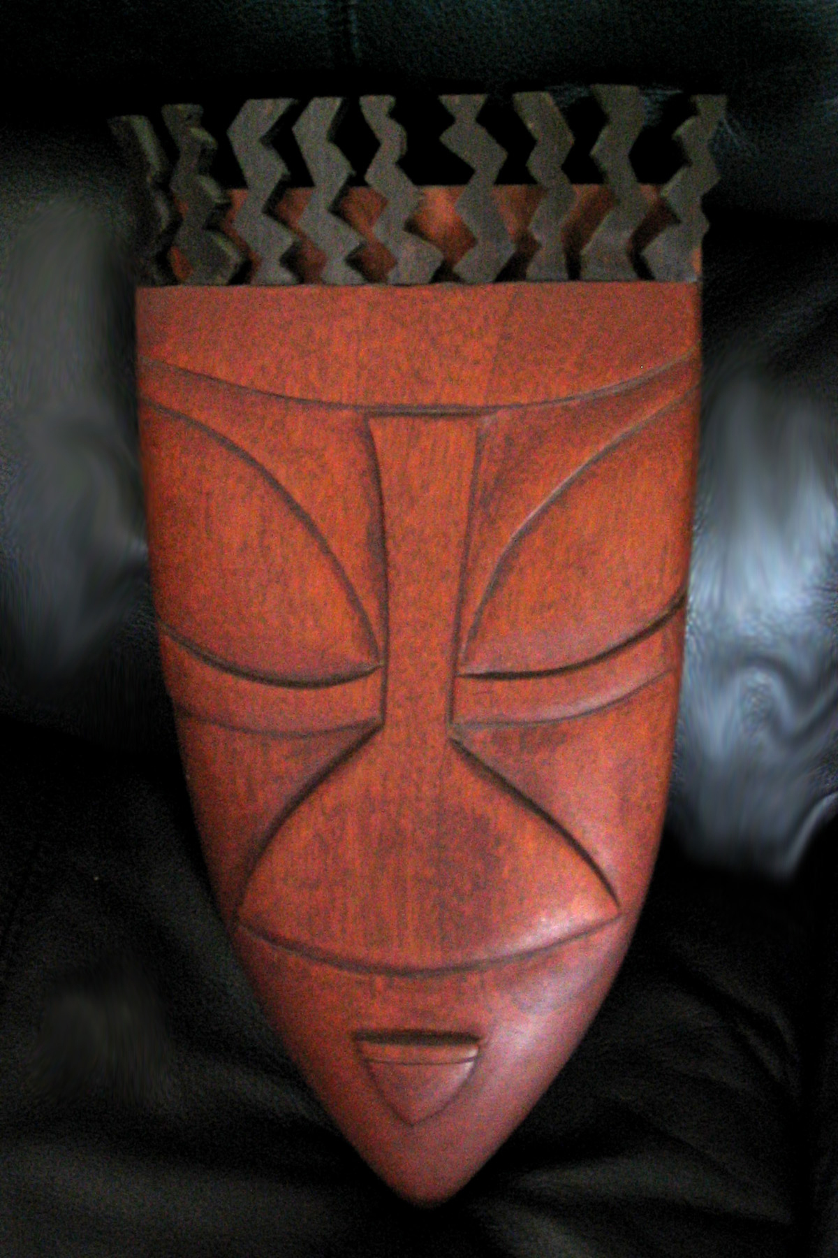 wood+mask