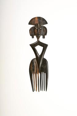 African fertility comb
