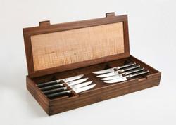 Wooden knife Box