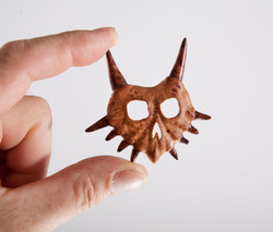 Majora's Mask pendent