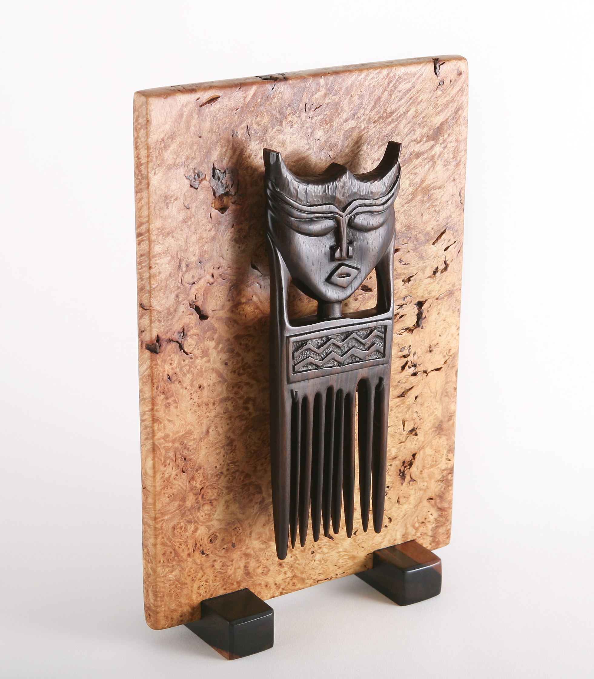 African Style Comb