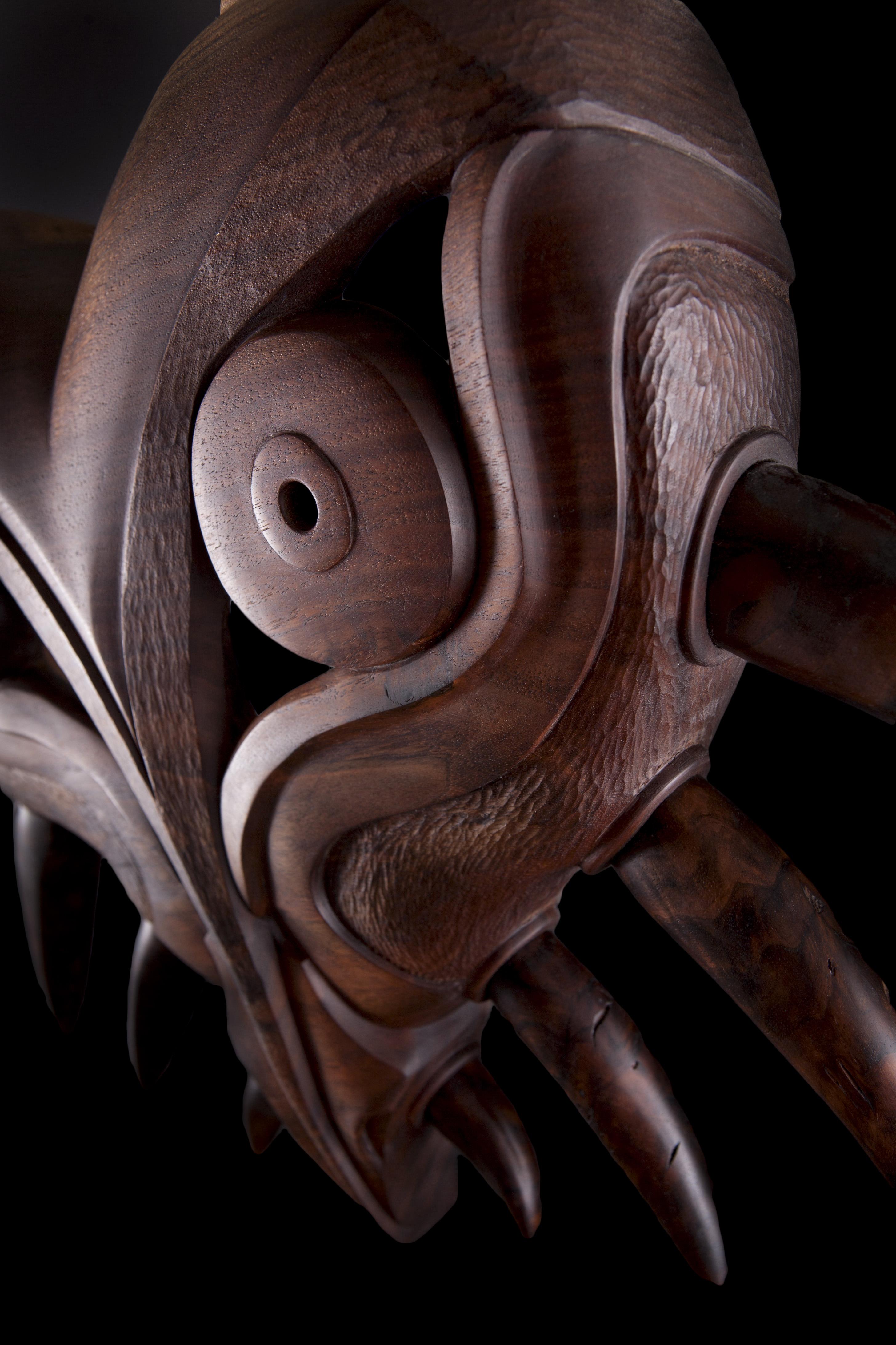 Majora's Mask, Haida mantis