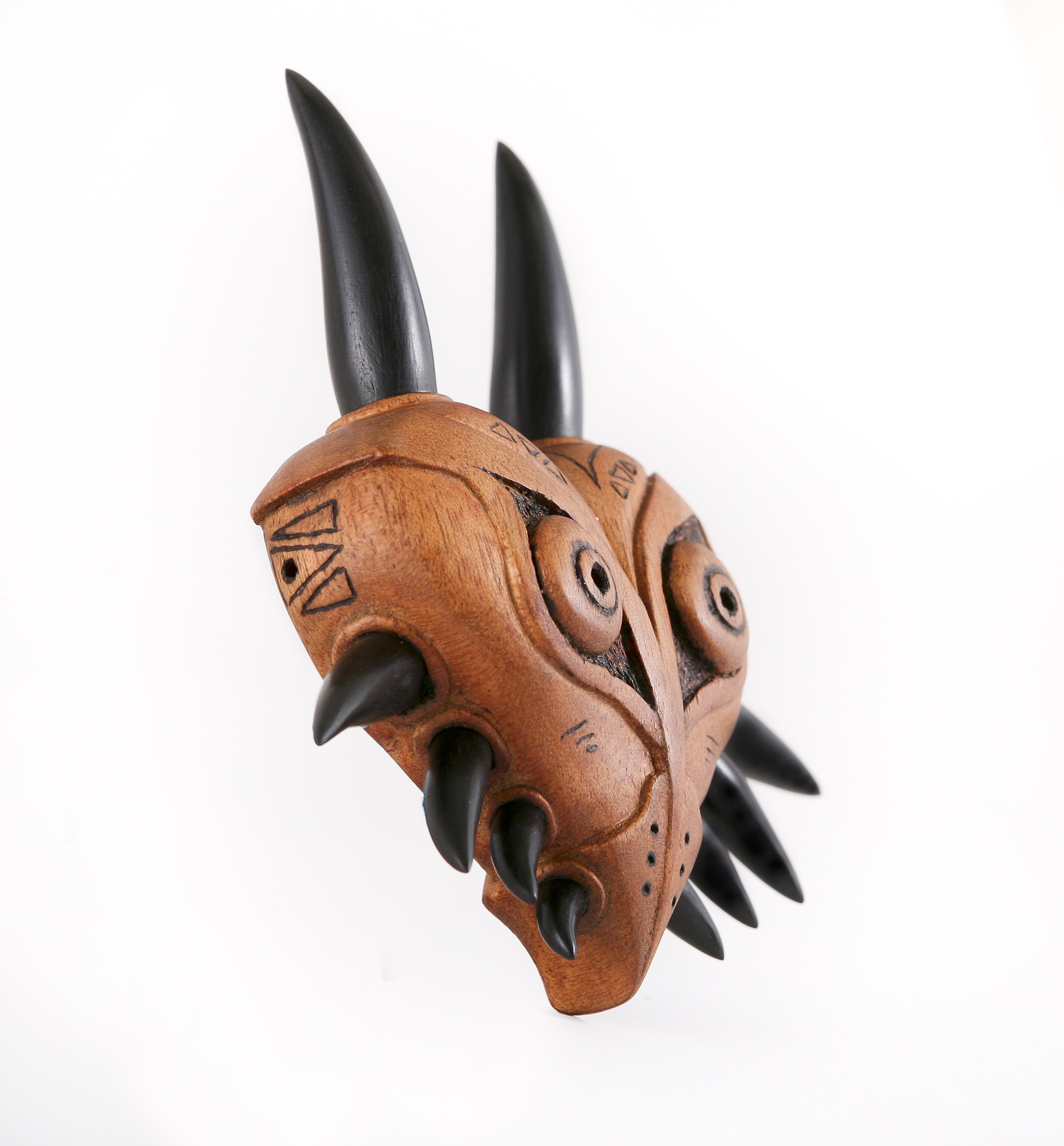Majora's mask, Ebony and Mahogany